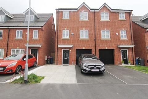4 bedroom townhouse for sale - Racecourse Way, Salford