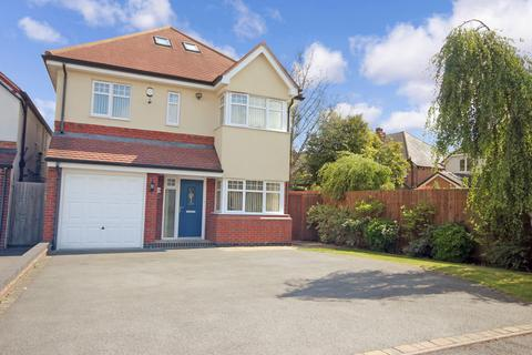 5 bedroom detached house for sale - Bourton Road, Solihull