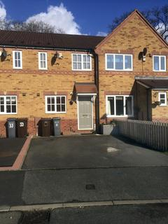 2 bedroom terraced house to rent - Ashley Way, Solihull CV7