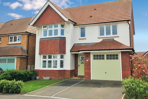 4 bedroom detached house for sale - Finning Avenue, Exeter