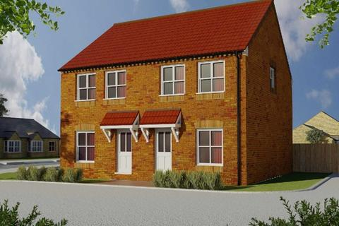 2 bedroom semi-detached house for sale - Dawnay Park, Driffield