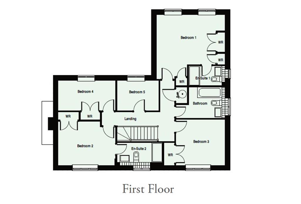 Floorplan 3 of 4: Brookthorpe   FF