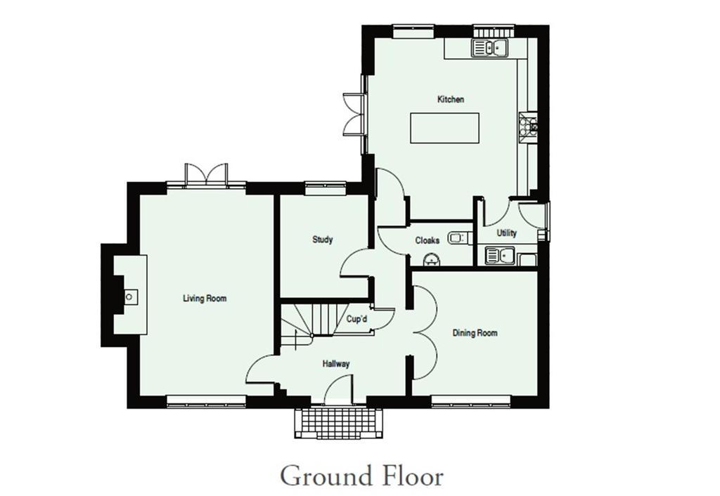Floorplan 4 of 4: Brookthorpe   GF