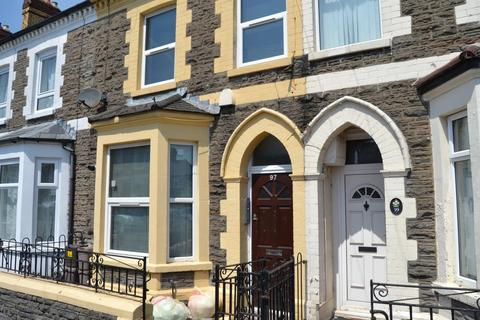 Studio to rent - F3c 97, Moy Road, Roath, Cardiff, South Wales, CF24 4TE