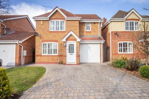 3 bedroom detached house for sale - Acrefield Way, Chellaston