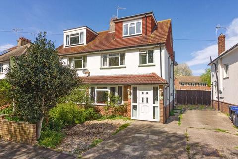 5 bedroom semi-detached house for sale - Monks Avenue, Lancing
