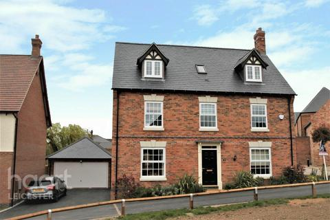5 bedroom detached house for sale - James Way, Scraptoft, Leicester