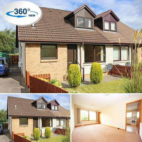 2 bedroom terraced house to rent - Towerhill Gardens, Cradlehall, Inverness, IV2 5FR