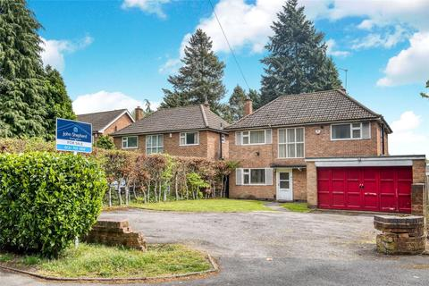 4 bedroom detached house for sale - Manor Road, Solihull, West Midlands, B91