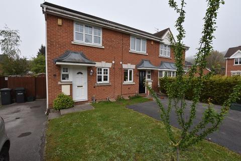 2 bedroom terraced house to rent - Langton Close, Nottingham