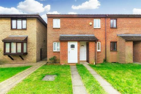 1 bedroom end of terrace house for sale - Robins Close, Uxbridge, Middlesex