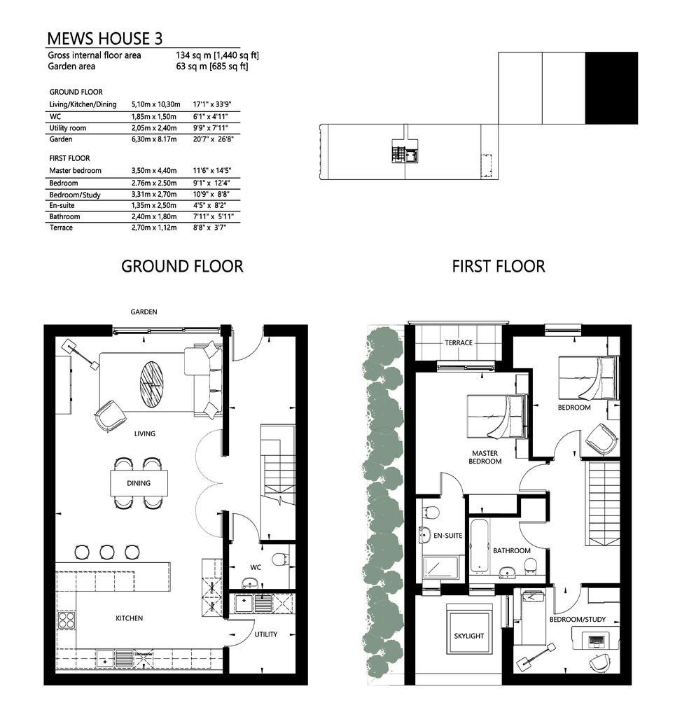 Floorplan: The Printworks...