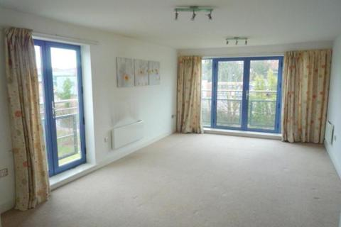 2 bedroom flat - Admiral House, The Quays, Castle Quay Close, Nottingham NG7 1HR