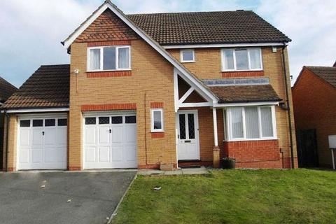 4 bedroom detached house to rent - The Hastings, Thorpe Astley, Leicester, Leicestershire, LE3 3TL