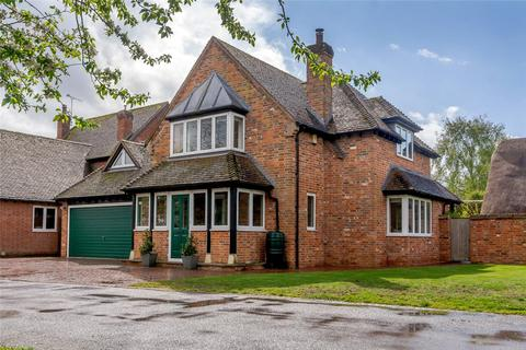 4 bedroom detached house for sale - The Rookery, Peasemore, Newbury, Berkshire, RG20