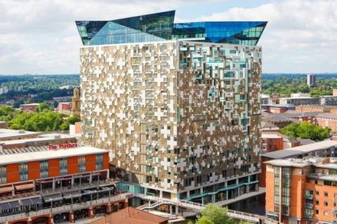 Studio to rent - The Cube, Birmingham