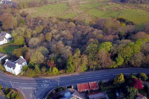Land for sale - Plot @ Springbank, Manse Brae, Lochgilphead