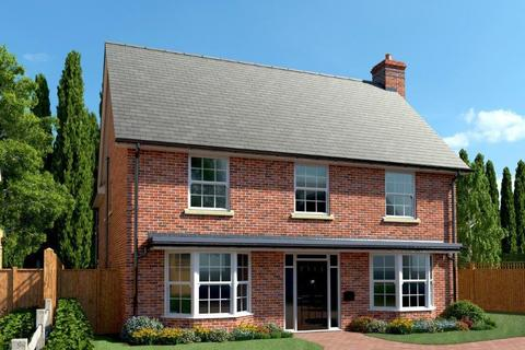 4 bedroom detached house for sale - The Street, Worth