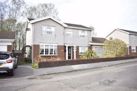 4 bedroom detached house for sale - Meadow Drive, Gorseinon
