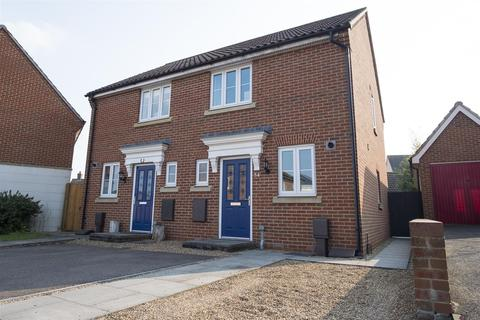 2 bedroom semi-detached house for sale - Norwich, NR5