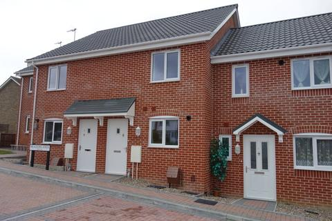 2 bedroom terraced house for sale - Plot 3, Meadowlands, Wrentham, Beccles