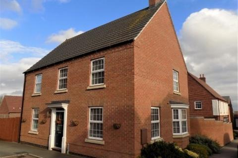 4 bedroom detached house for sale - Amsterdam Drive, Hinckley LE10 1FG
