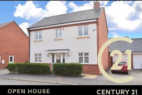 4 bedroom detached house for sale -  Mackworth Avenue,  Littleover, DE23