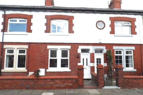 2 bedroom terraced house to rent - Whitley Avenue, Blackpool, FY3 9BN