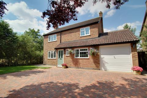 4 bedroom detached house for sale - Main Street, Great Dalby