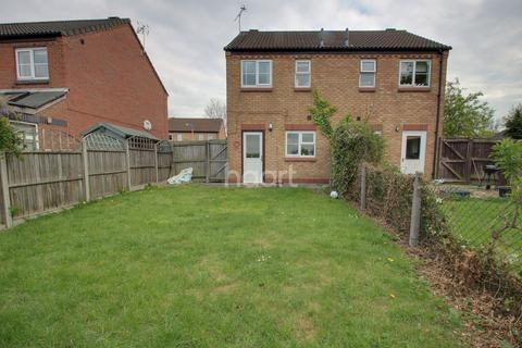 2 bedroom semi-detached house for sale - Leahurst Road, West Bridgford, Nottinghamshire