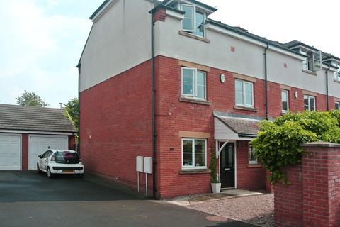 4 bedroom end of terrace house to rent - Nursery Mews, Morpeth