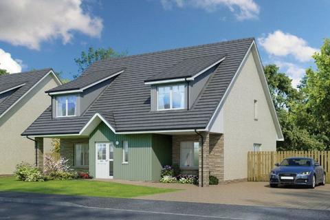 5 bedroom detached house for sale - Plot 8, The Vorlich, The Views, Saline, Dunfermline, Fife