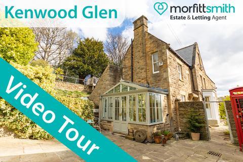 5 bedroom detached house for sale - Kenwood Glen, Meadow Bank Road, Kenwood, S11 9HA - Stunning Home