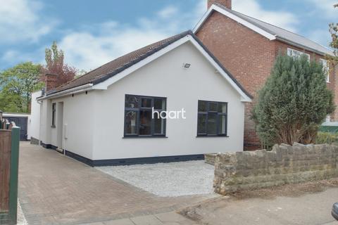 3 bedroom detached bungalow for sale - Garden Road, Hucknall