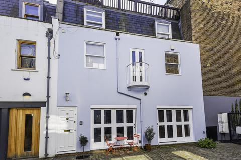 2 bedroom terraced house to rent - Alba Place, London, W11