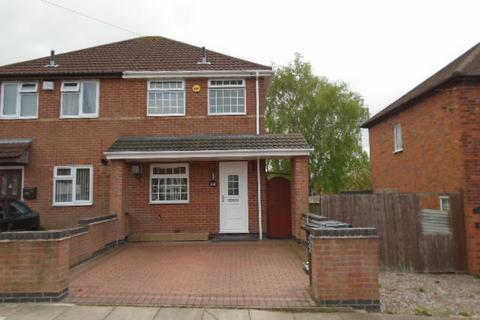 2 bedroom semi-detached house to rent - Roydene Crescent, Leicester LE4
