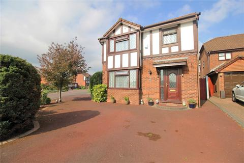 4 bedroom detached house for sale - Kempton Close, Liverpool, Merseyside, L36