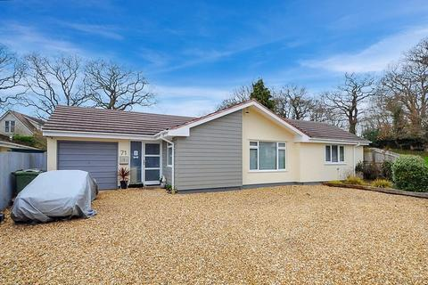 4 bedroom bungalow for sale - South Western Crescent, Whitecliff, Poole, Dorset, BH14