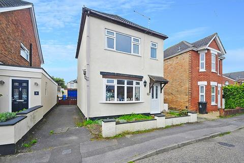 3 bedroom detached house for sale - Marline Road, Parkstone, Poole, Dorset, BH12