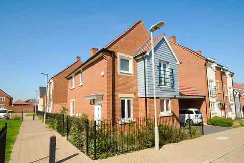 3 bedroom link detached house for sale - Mannock Way, Poole, Dorset, BH17