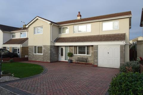 4 bedroom detached house for sale - CURLEW ROAD, REST BAY, PORTHCAWL, CF36 3QA