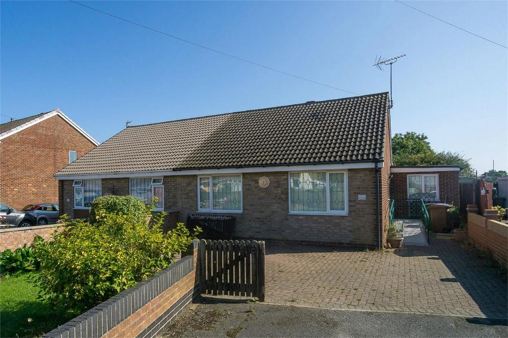 3 Bedrooms Semi Detached Bungalow for sale in Beaconsfield, WITHERNSEA, East Riding of Yorkshire