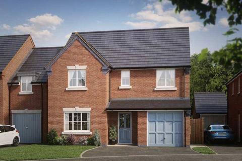 4 bedroom detached house for sale - Silk Fields ,Off Magdalene Drive, Derby