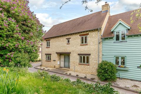 5 bedroom semi-detached house for sale - St Lawrence Road, South Hinksey, Oxford