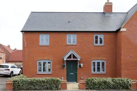 3 bedroom semi-detached house for sale - Juliet Drive, Brackley