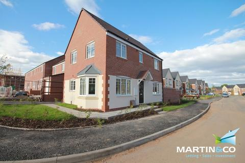 3 bedroom detached house to rent - Martineau Drive, Harborne, B32