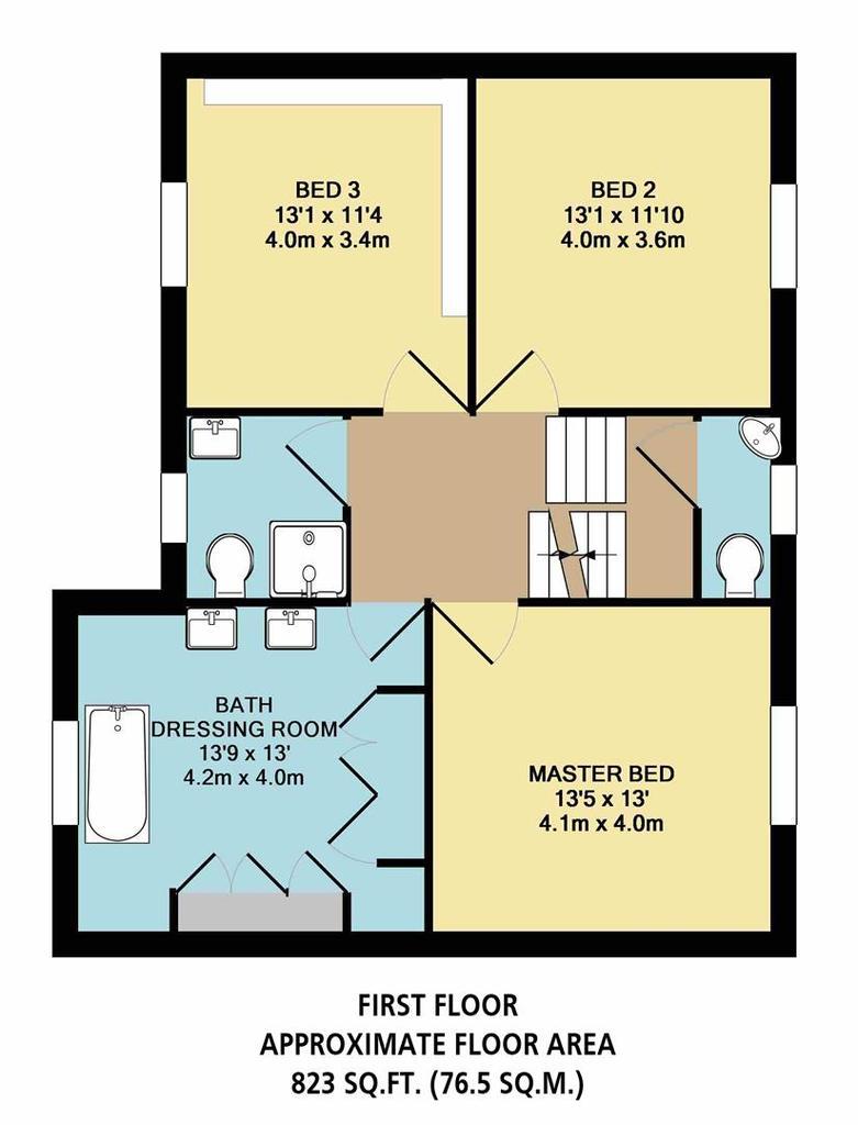 Floorplan 3 of 5: First Floor