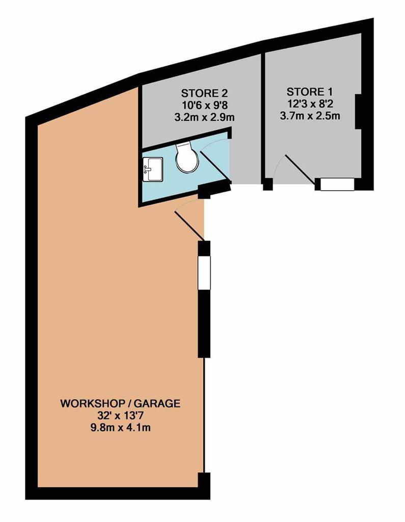 Floorplan 5 of 5: Outbuildings