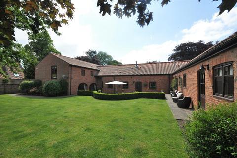 6 bedroom barn conversion for sale - Church Lane, Nether Poppleton, York, YO26 6LF