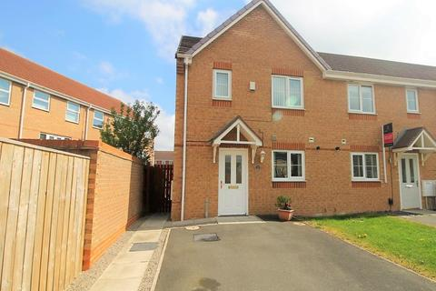 3 bedroom end of terrace house for sale - Fullerton Way, Thornaby, Stockton-On-Tees